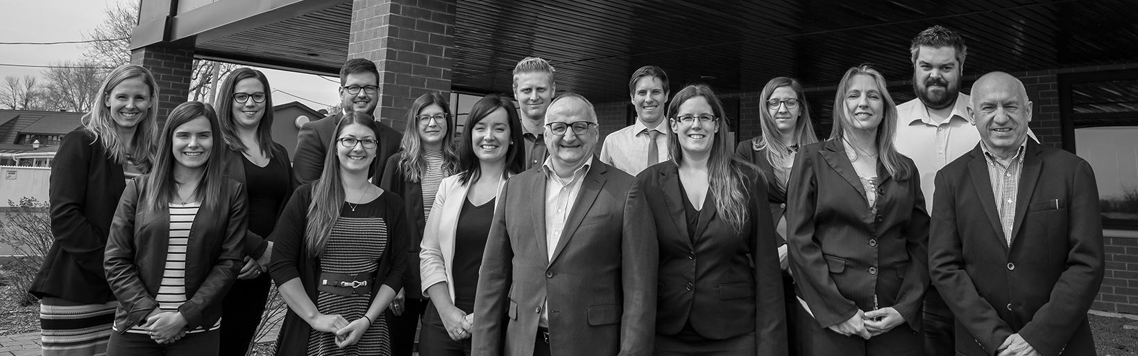 L'équipe de Boulais CPA Inc.